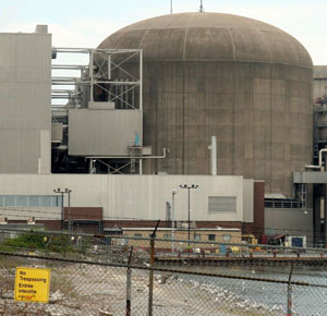 Pickering is one of the oldest nuclear plants in the world