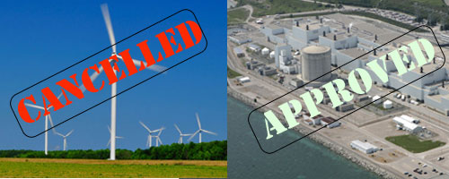 Ontario is backtracking on green energy and charging ahead with nuclear