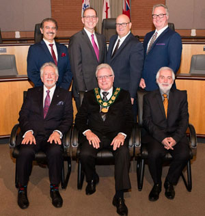 Pickering Council shows great leadership